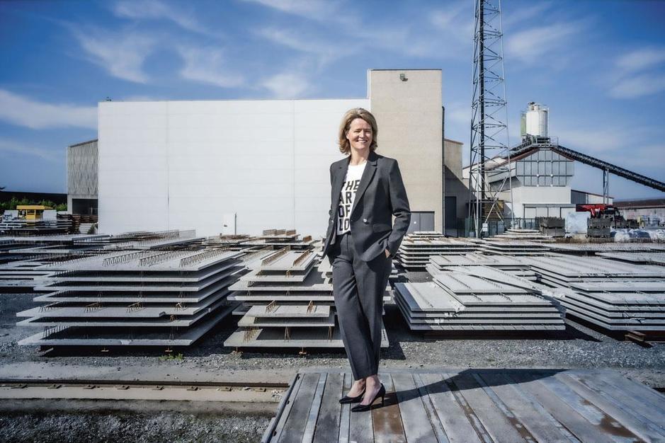 Kathleen Verhelst (Groep Verhelst) neemt familiebedrijf over: 'Het was een delicate operatie'