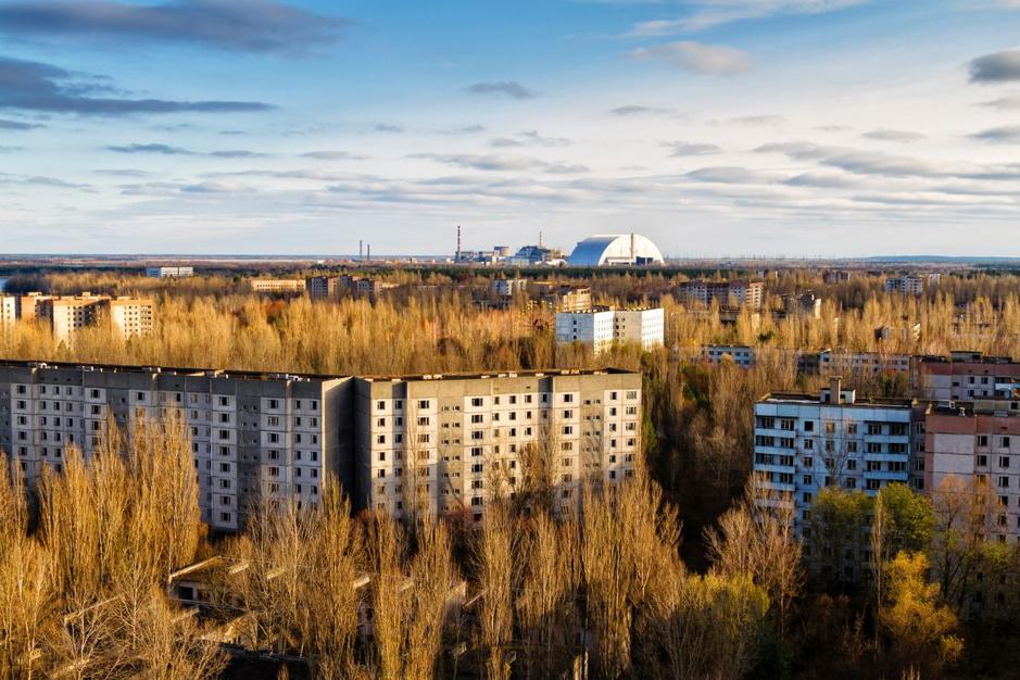 Oekraïne hoopt op werelderfgoedstatus van Tsjernobyl