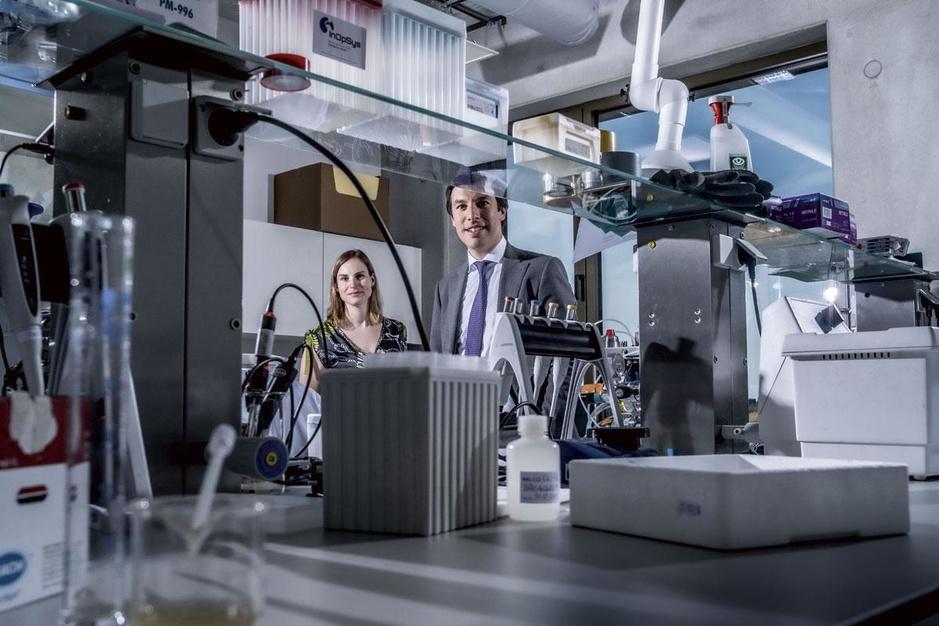 Antwerpse incubator BlueChem mikt op duurzame innovatie