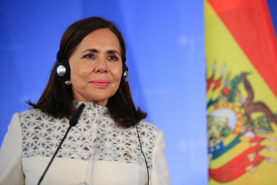 Boliviaanse buitenlandminister: 'Voor strijd tegen drugs hebben we hulp van Europa nodig'