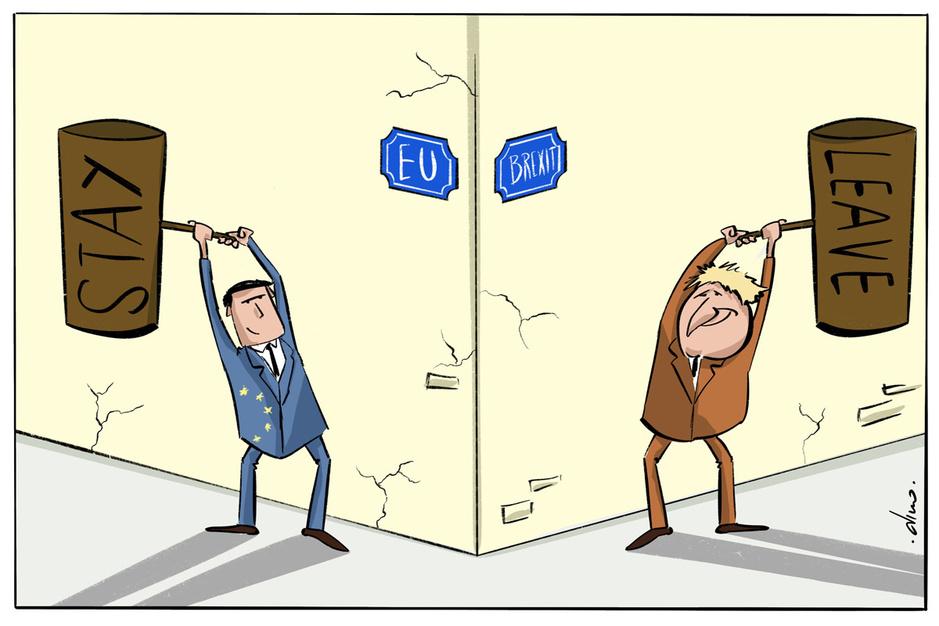 Van ramkoers naar de onderhandelingstafel en terug: vinden het VK en de EU een brexitakkoord?