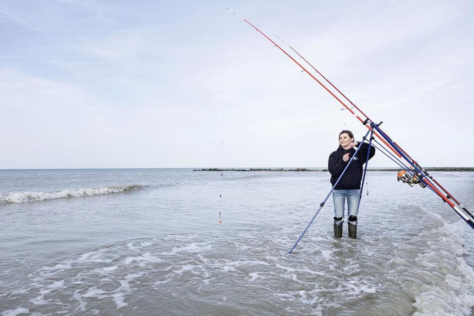 Sportvissers over hun verlangen naar rust, natuur en een goeie vangst