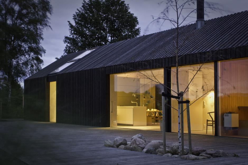 In beeld: vakantiehuizen die opvallen door hun fraaie architectuur