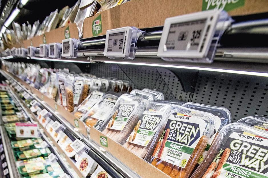 Hoe de markt van vegetarische vleesvervangers blijft groeien