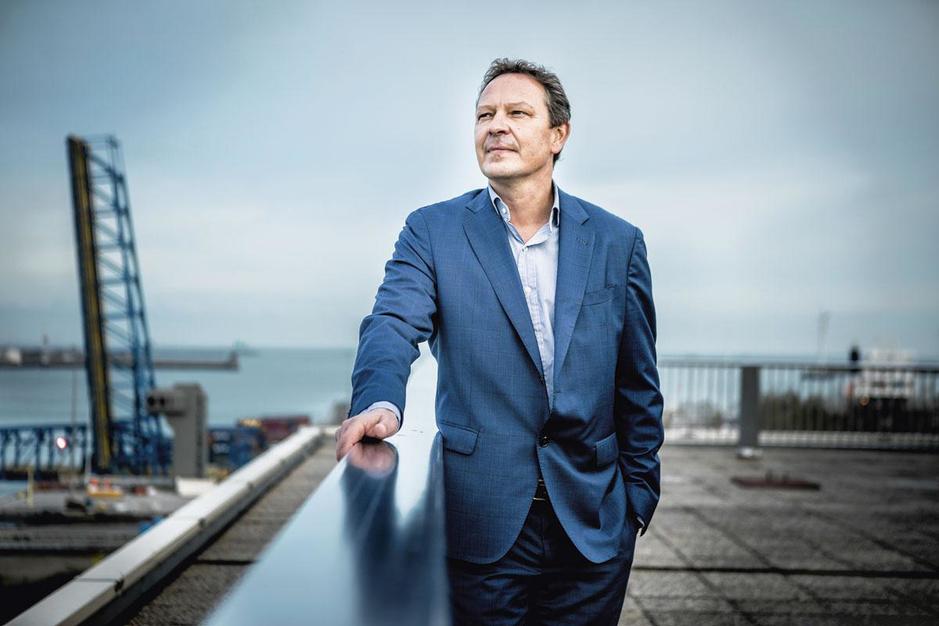 Tom Hautekiet (CEO Port of Zeebrugge): 'Wie nu niet inzet op duurzaamheid, kan zwaar in de problemen komen'