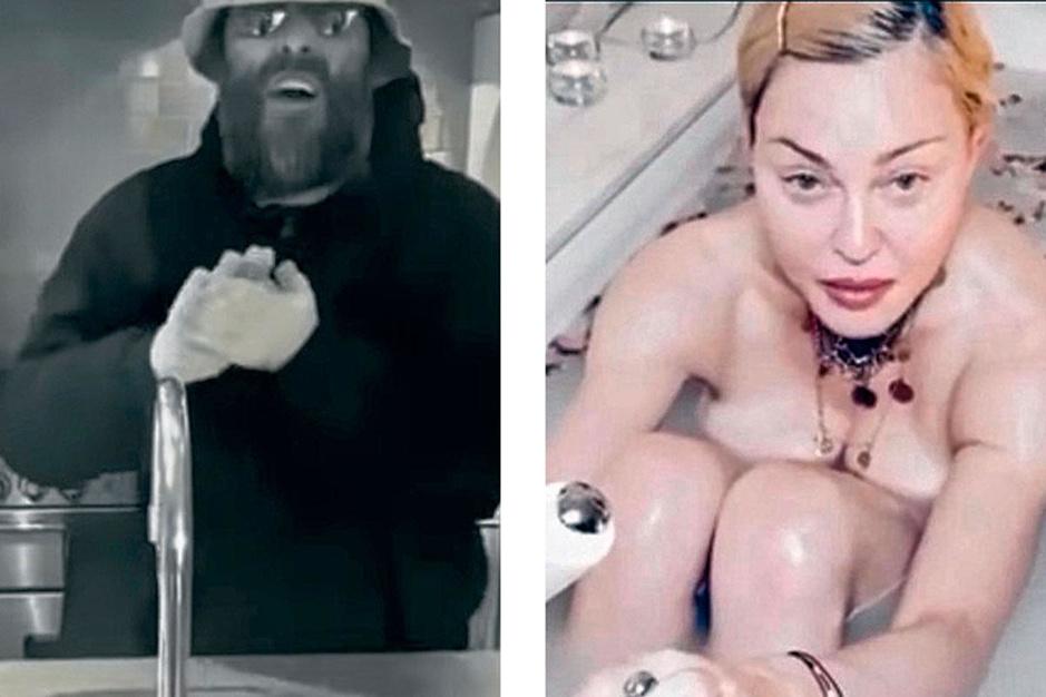 Hebben we echt nood aan een hoop celebrity's die samen 'Imagine' zingen?