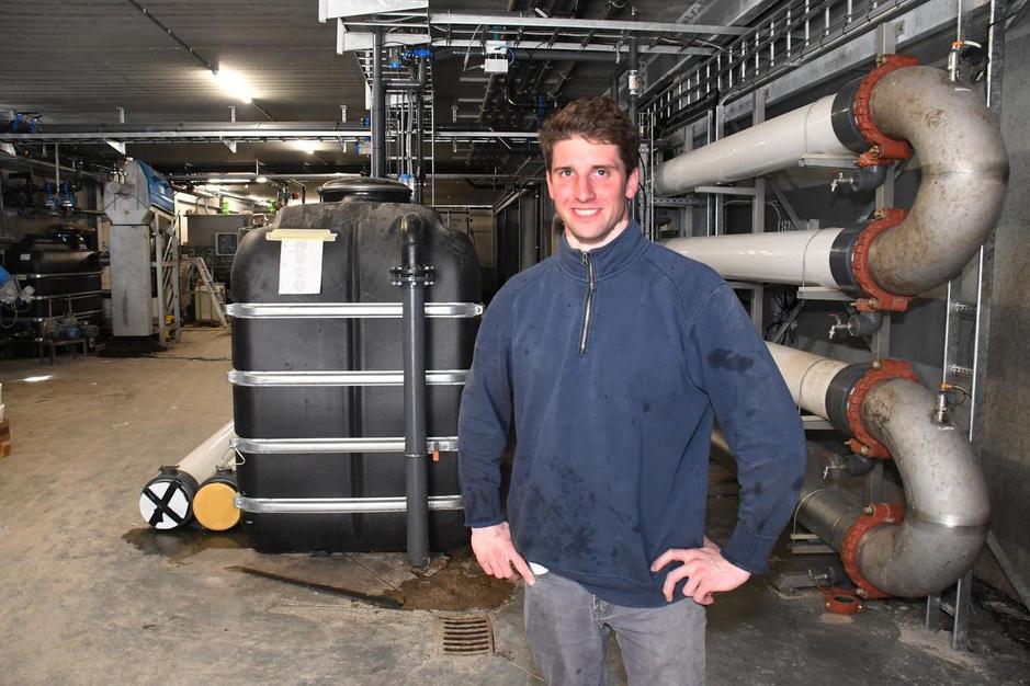 Johny Verhelst verandert mest in irrigatiewater