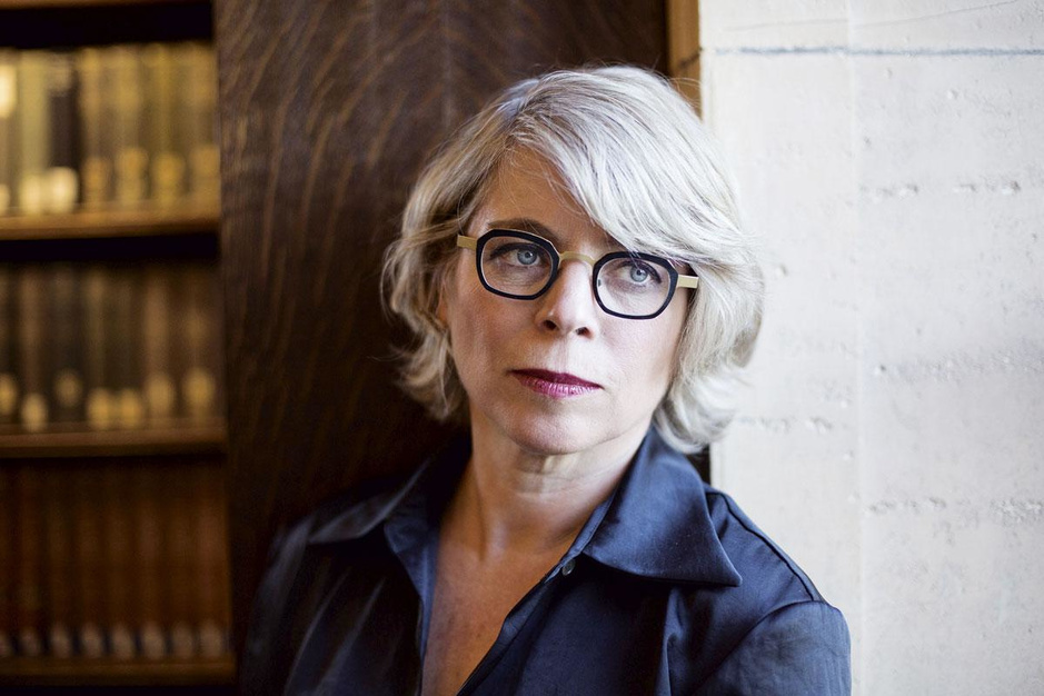 Harvardprofessor Jill Lepore: 'Er zijn belangrijker dingen dan wie er straks het Witte Huis betrekt'