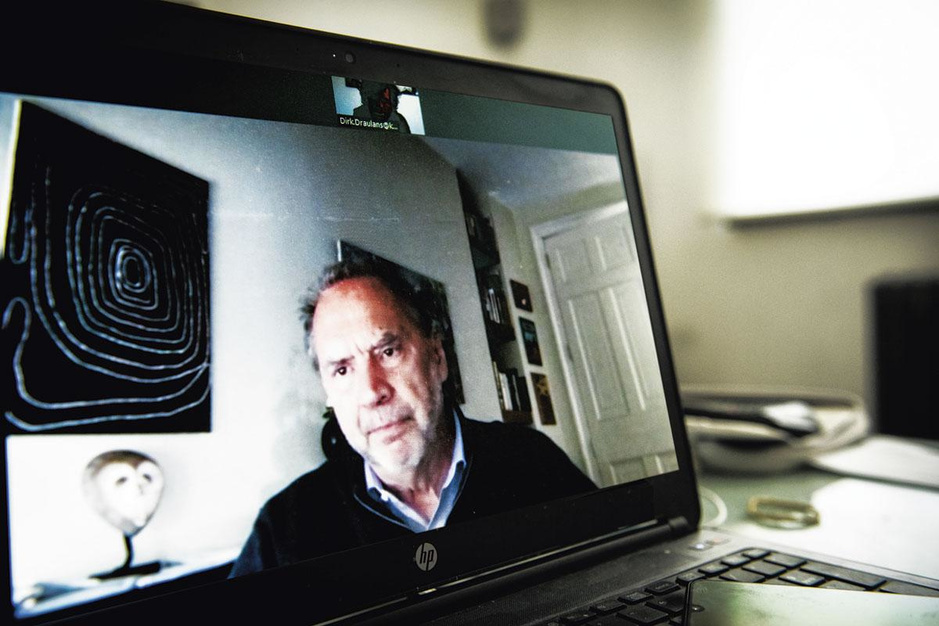 Vlaamse topviroloog Peter Piot is zelf coronapatiënt: 'Eindelijk heeft een virus me te pakken'