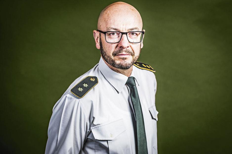 Nieuwe topman Philippe Boucké zet ADIV op scherp: 'Willen ook offensieve cyberoperaties opzetten'