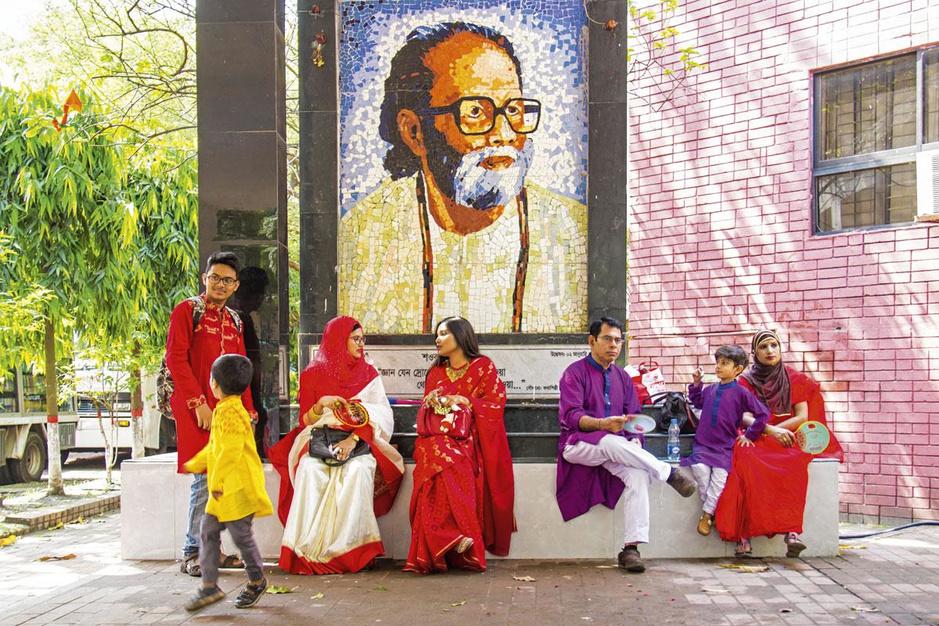 Tussen kunst en riksja in Dhaka: de artistieke hoofdstad van Bangladesh