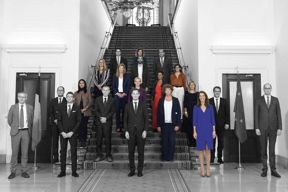 Politologe Robin Devroe: 'Regering-De Croo weerspiegelt op nooit geziene manier de samenleving'