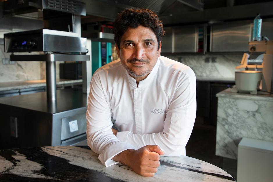 Mauro Colagreco, chef van het beste restaurant ter wereld: 'We volgen het ritme van de maan'