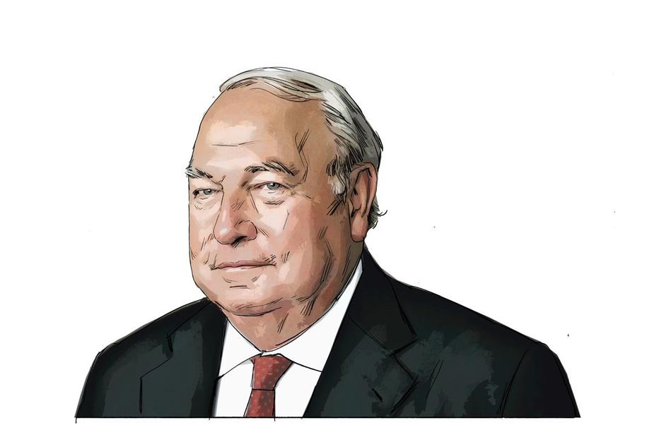 Van bordenwasser tot miljardair: Heinz Hermann Thiele bepaalt het lot van Brussels Airlines