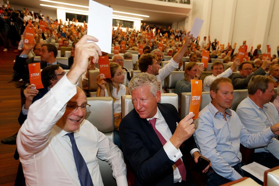 Wat met de ledencongressen? 'CD&V zal hopen op welwillende aanwezigen'