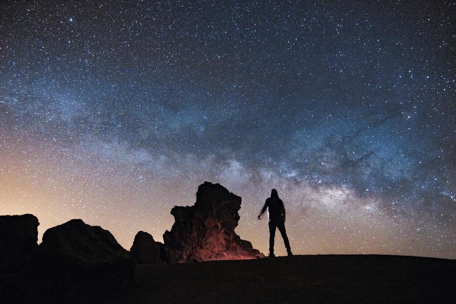 Spot de melkweg: op zoek naar pure duisternis op de Canarische Eilanden