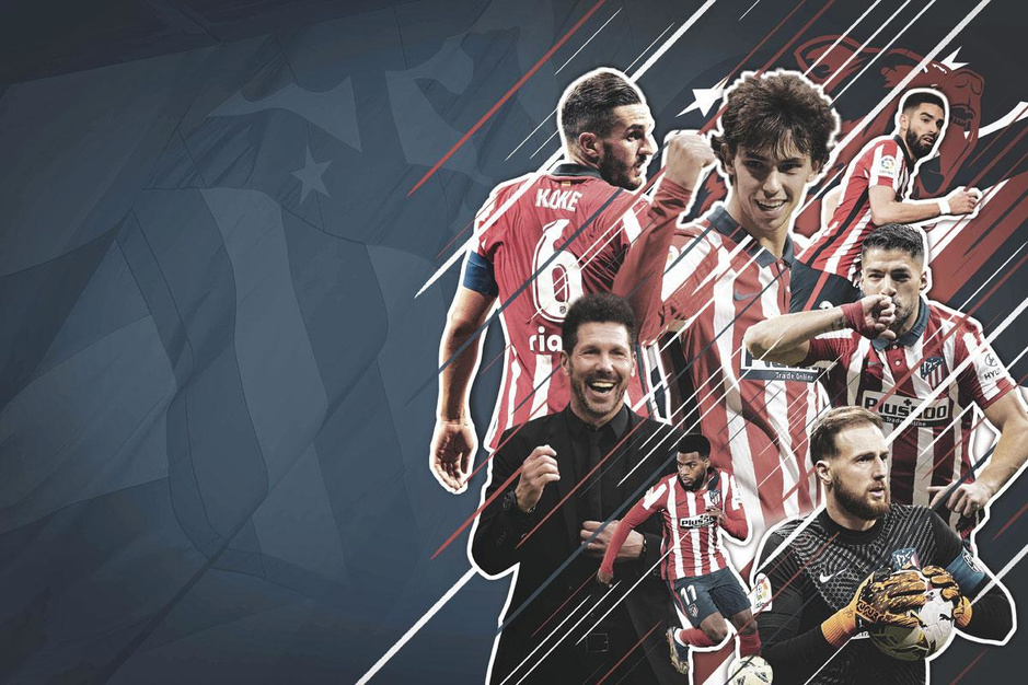 Waarom Atlético Madrid dé titelfavoriet in Spanje is