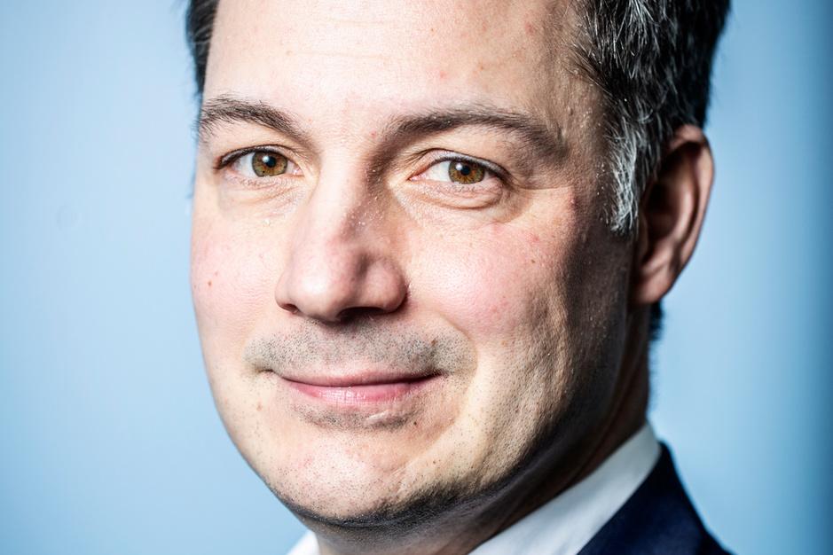 Alexander De Croo (Open VLD): 'Waarom zou Egbert Lachaert geen Vlaamse Macron kunnen worden?'