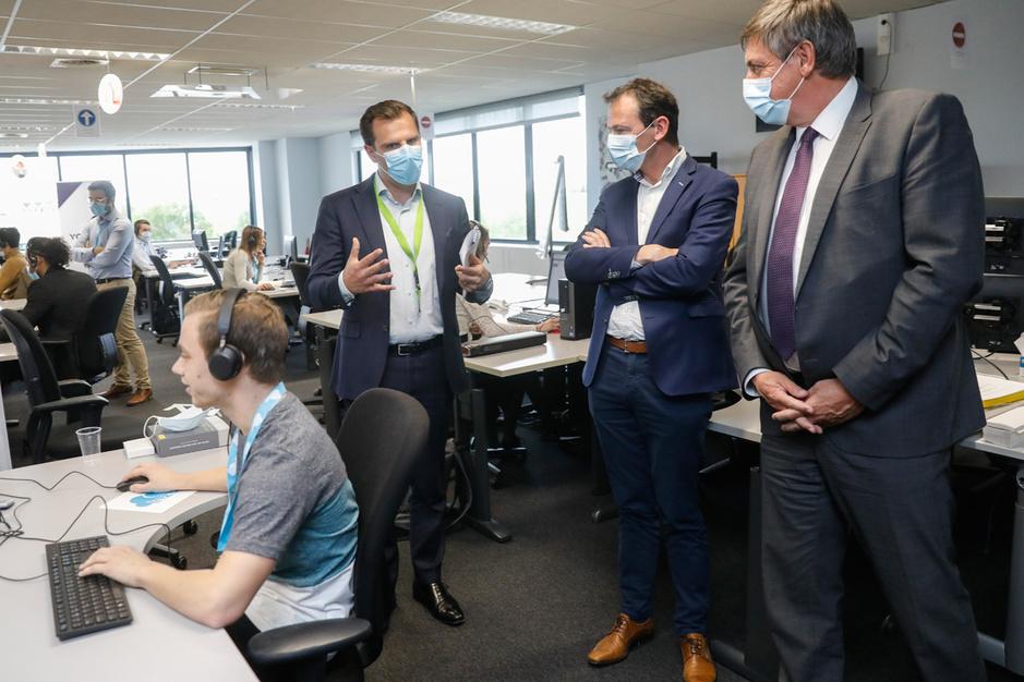 Marc Moens (BVAS) over contactopsporing: 'De Vlaamse overheid gooide er veel geld tegenaan, maar bakt er niets van'