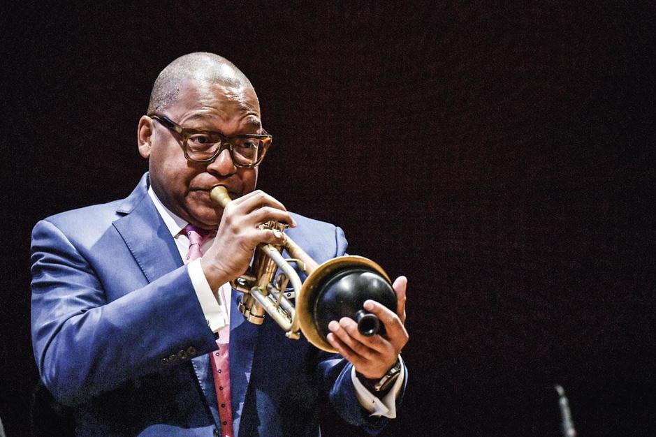 Jazztrompettist Wynton Marsalis komt driemaal naar Bozar: 'We komen met liefde'