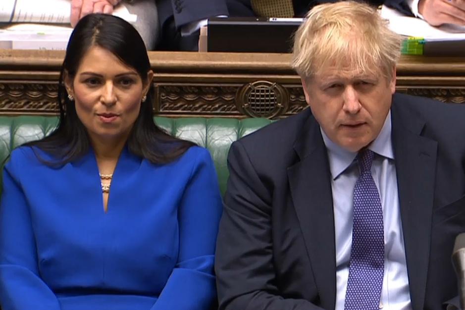 Boris Johnson wil hooggeschoolden aantrekken met 70-puntenplan