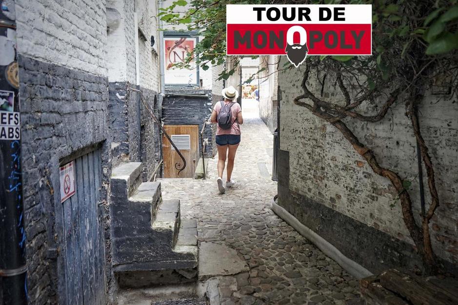 TOUR DE MONOPOLY (2): We leren penny-farthen en vinden het best verborgen café van Brugge