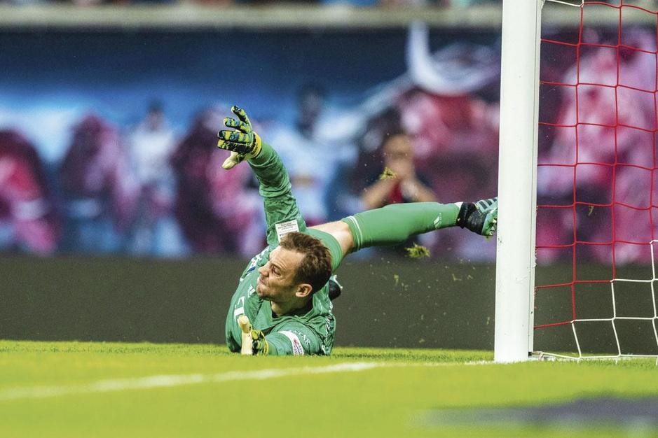 Manuel Neuer: 'Ik wil me nog perfectioneren'