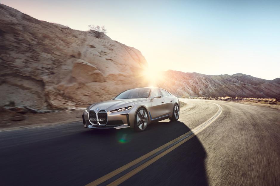 BMW schakelt (stroom)versnelling hoger