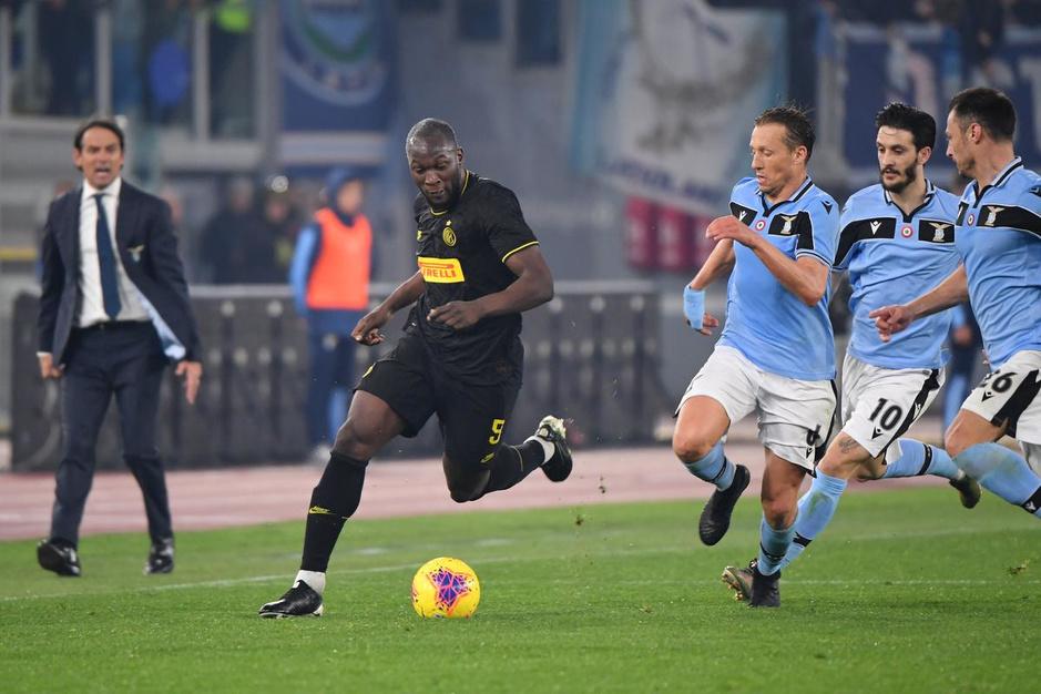 Lukaku en Inter stuiten op een Lazio 'made in Genk'