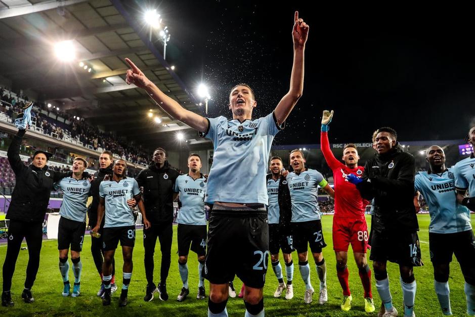 Het rapport van kampioen Club Brugge
