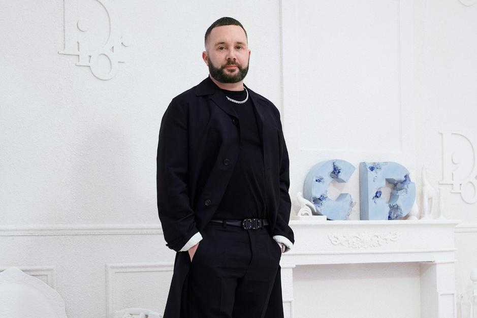 Kim Jones, de man bij Dior: 'Bam, bam, bam! Het moet vooruitgaan'