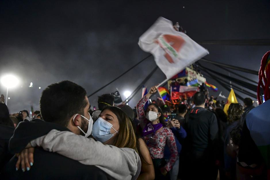 Eén jaar na de rellen: nieuwe grondwet doet Chilenen dromen van waardiger leven