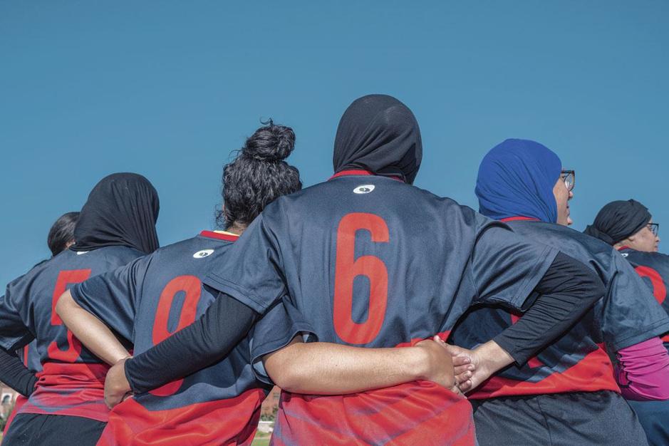 Au Maroc, le rugby est une véritable déclaration d'indépendance pour les joueuses (en images)
