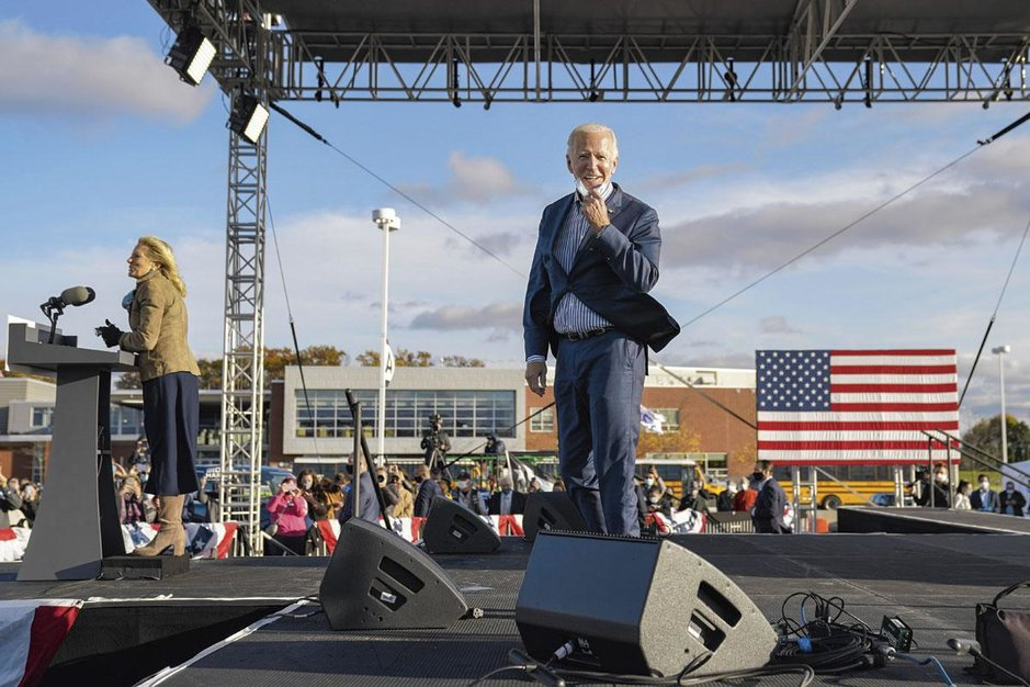 Tragédies familiales et échecs politiques: la saga Joe Biden