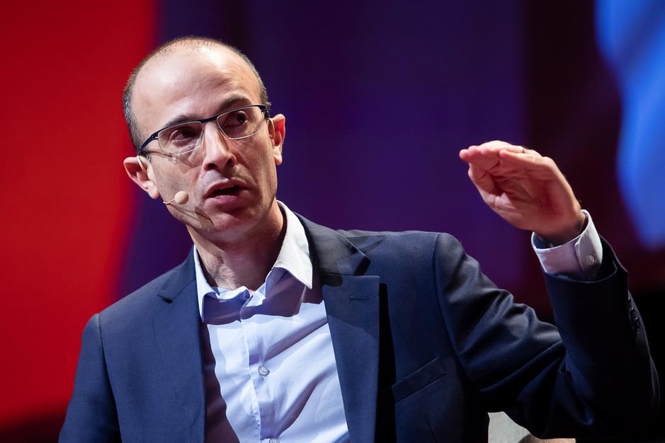 Yuval Noah Harari, profetisch dwarsdenker: 'De menselijke geest is lui, ook de mijne'
