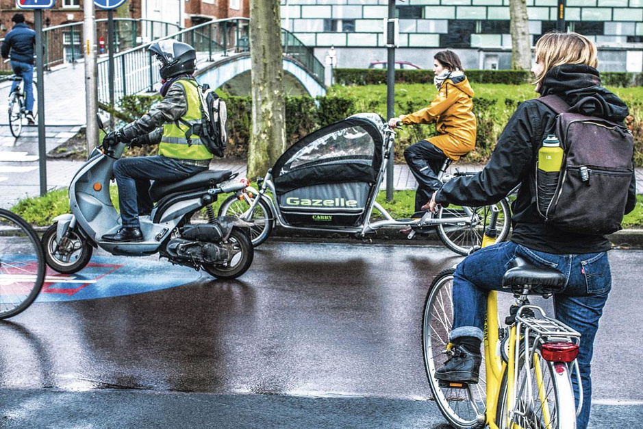 Van speedpedelecs tot segways: wie weet nog met welk voertuig je waar mag rijden?
