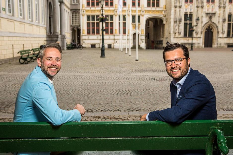 Nieuw bloed op komst in Brugs schepencollege: Pieter Marechal en Jasper Pillen
