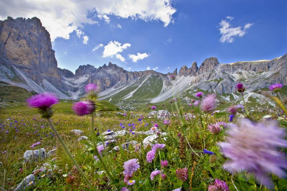 In beeld: de mooiste natuurgebieden in Italië