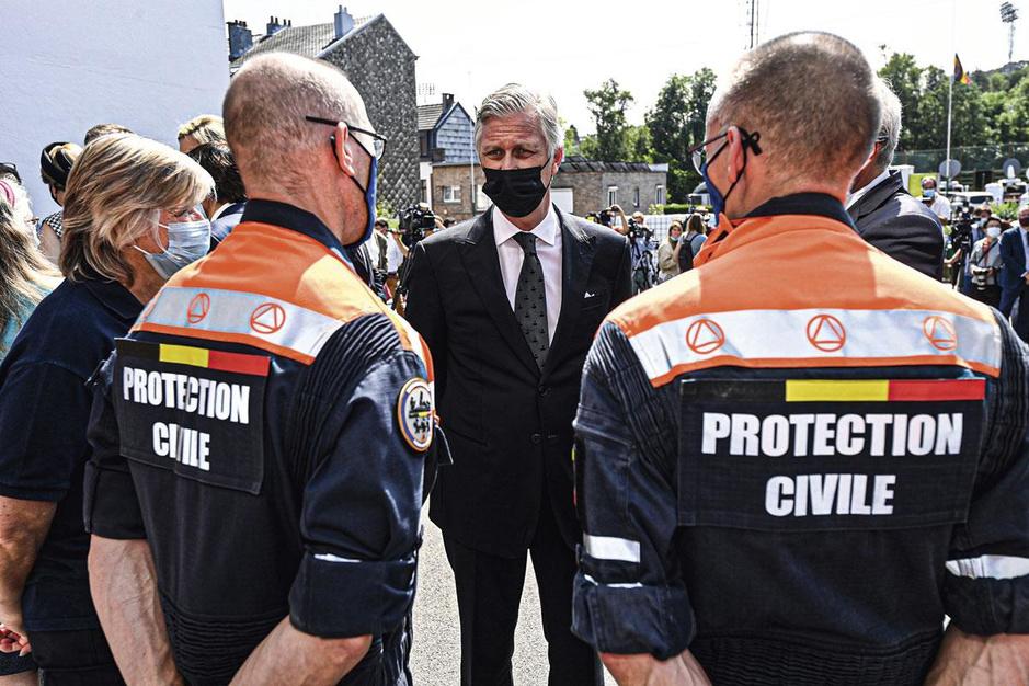 Gouverneur Cathy Berx: 'Brandweer en civiele bescherming moeten onder één bevel komen'