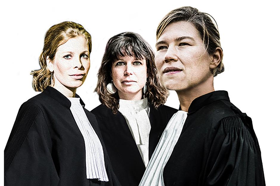 Seksisme in de advocatuur: 'Geweld tegen vrouwen is binnen justitie geen prioriteit'