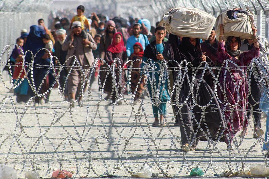 Migratie-experte Liza Schuster: 'Opvang in de regio werkt gewoon niet'