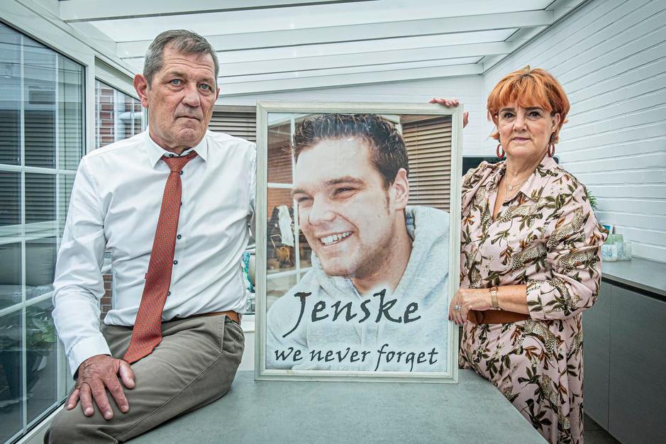 """Vijf jaar na dodelijk ongeval van Jens Vanderheeren: """"Nu geeft onze zoon ons energie"""""""