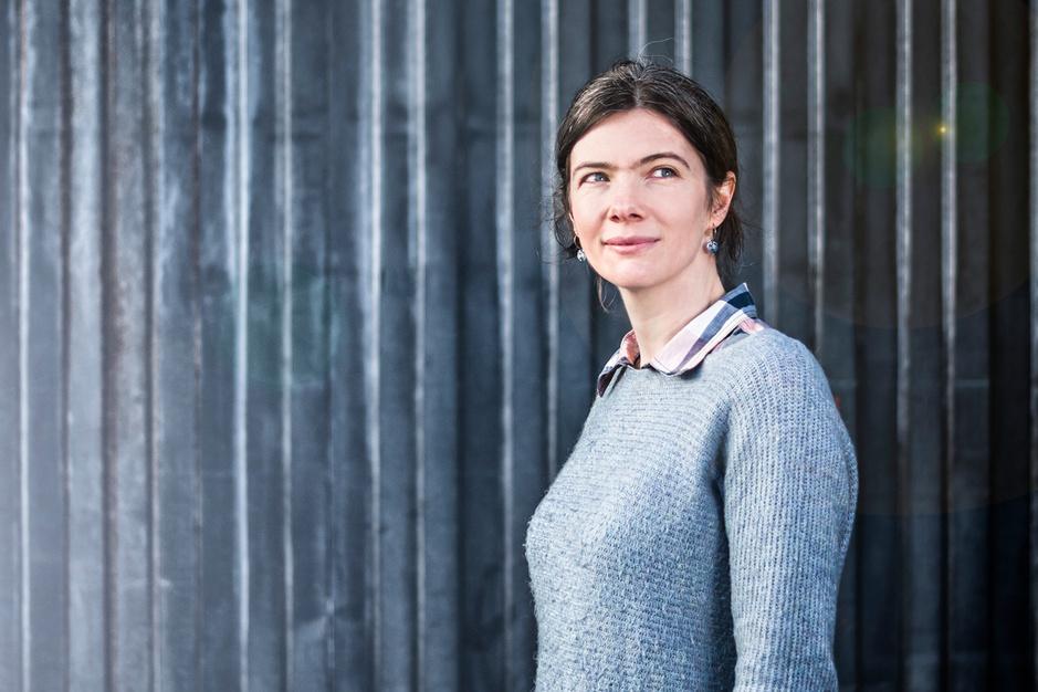 Filosofe Katrien Schaubroeck: 'Iris Murdoch bracht de idealen terug in ons leven'