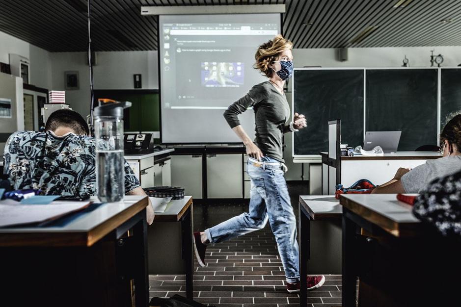 Marathonloopster Mieke Gorissen over haar passie: 'Niets doet mijn hart sneller slaan dan lesgeven'