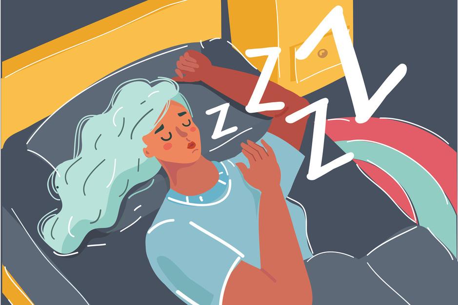 Woelen onder de wol? 'Slaapproblemen oplossen begint overdag'