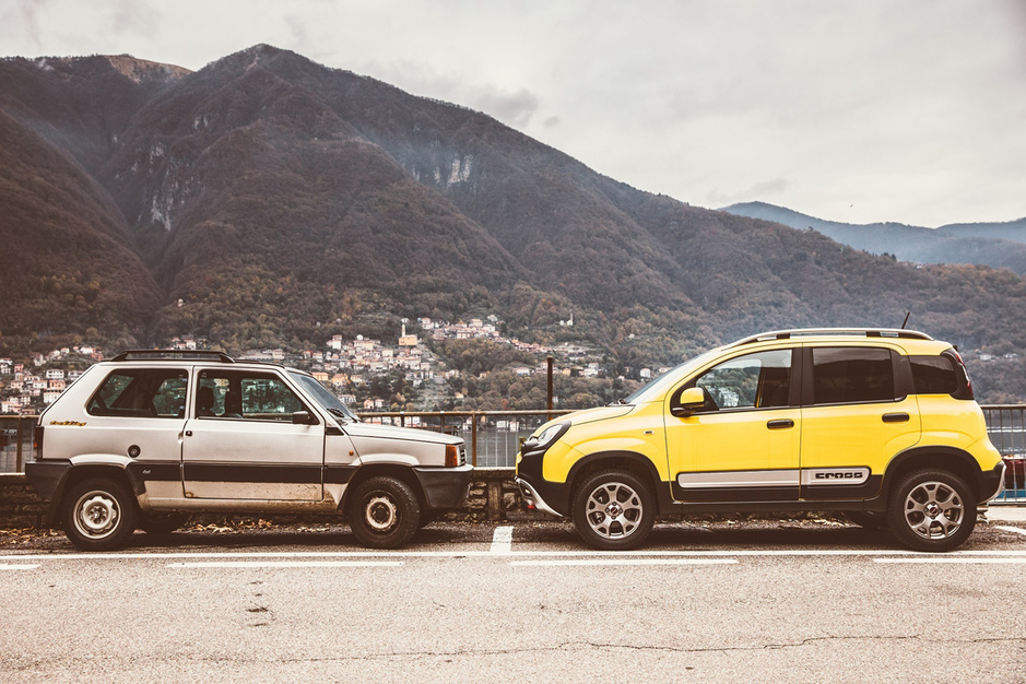 40 jaar Fiat Panda: waarom de kleine Italiaan nog altijd een succes is