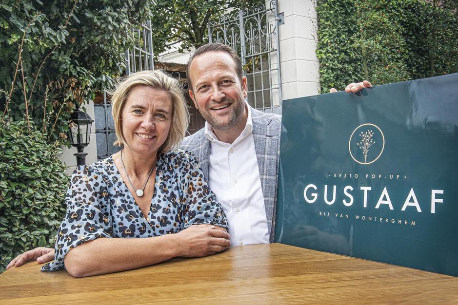 Huis Van Wonterghem lanceert pop-uprestaurant Gustaaf