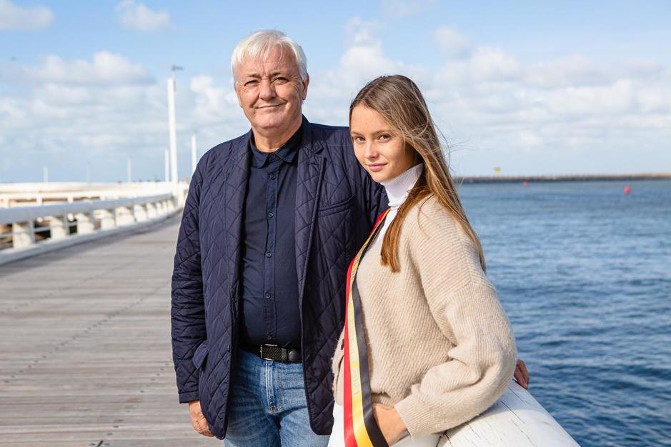 Papa van kersverse Miss West-Vlaanderen is 'Flying Doctor' in Madagaskar