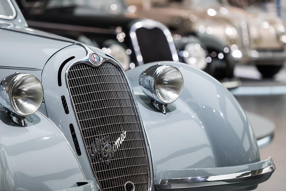 Hoe groot zijn de overlevingskansen van het 110-jarige Alfa Romeo?