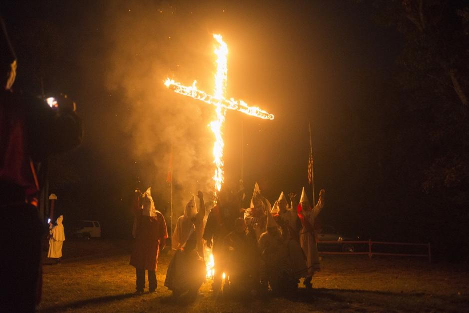 Amerikaanse FBI infiltreerde terreurcel van Ku Klux Klan
